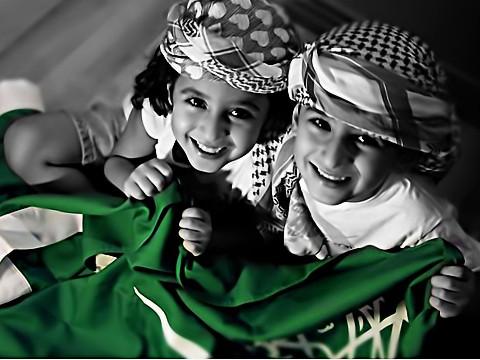 اجمل صور وكروت الاحتفال باليوم الوطني السعودي 1436