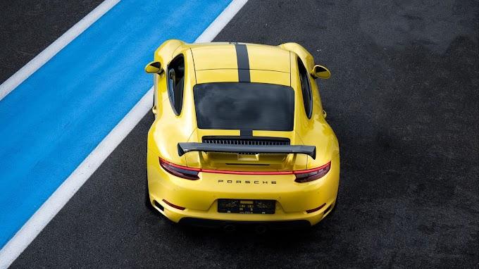 Porsche 911 Papel de Parede Wallpaper