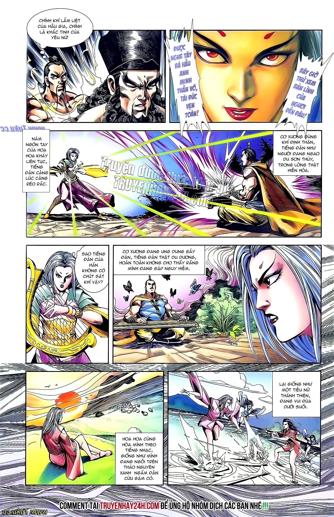 Cơ Phát Khai Chu Bản chapter 137 trang 27