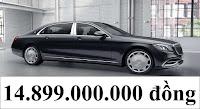 Giá xe Mercedes Maybach S650 2021