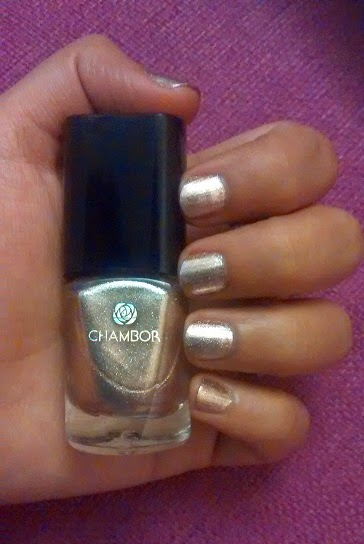 Chambor Intense Nail Color #446