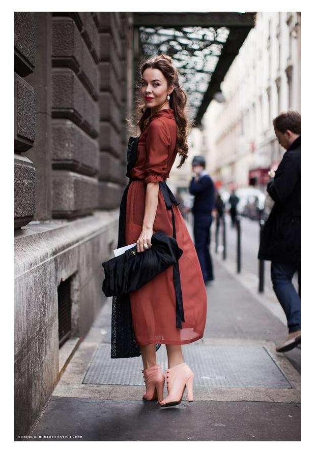 Street Style Burdeos