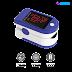 Oksimeter Pengukur Kadar Oksigen Darah Pulse Oximeter Serenity SR-P060