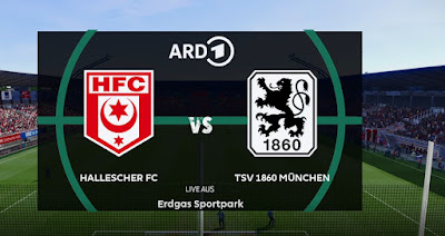 PES 2021 Scoreboard 3. Fußball-Liga by DerRobin1