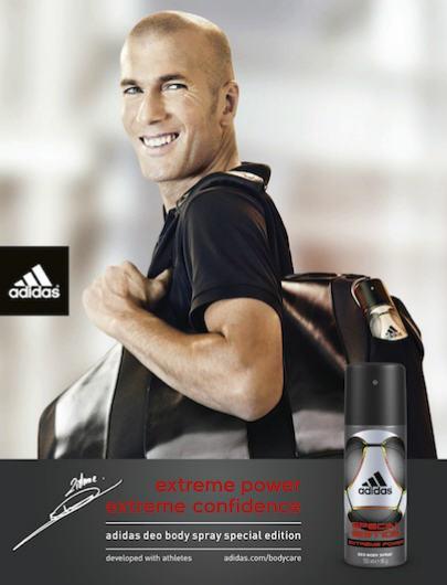 Reklamefernsehen Adidas For Women Shower Gel Pflegedusche