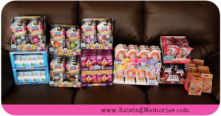 Hasbro Collectible Surprise Toys