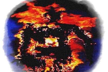 Lelaki yang Menjadi Api | Cerpen Hendy Pratama