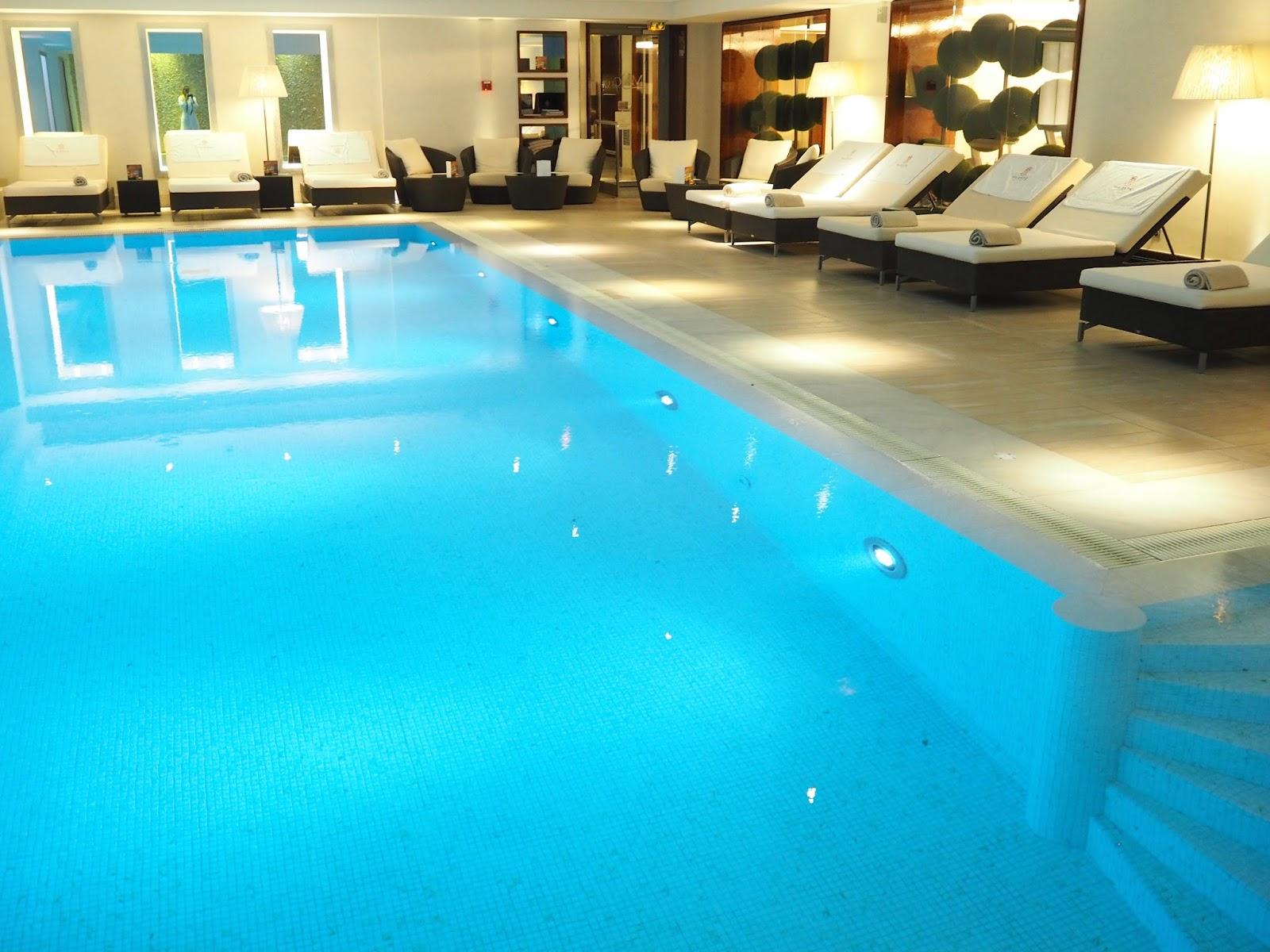 maj club piscine