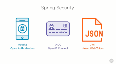 Spring Security online training course