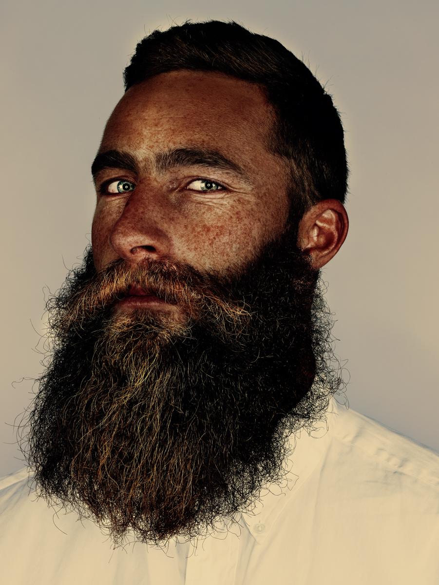 Mr Elbank: Jimmy Niggles Esq & his fine beard, that I've ...