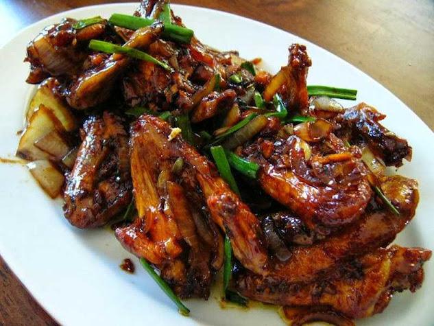 Ayam Goreng Kecap Untuk Sahur