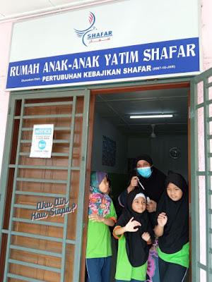 program csr ikea di rumah anak yatim shafar