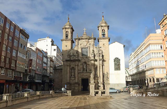 Iglesia de San Jorge, A Coruña