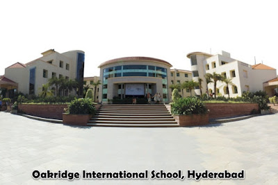 Oakridge International School, Hyderabad