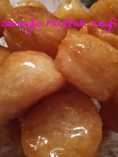Çıtır çıtır lokma tatlısı nasıl yapılır