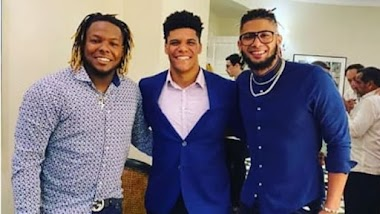 Vladdy Jr, Tatis Jr y Soto entre los líderes por la lucha del Jugador Más Valioso