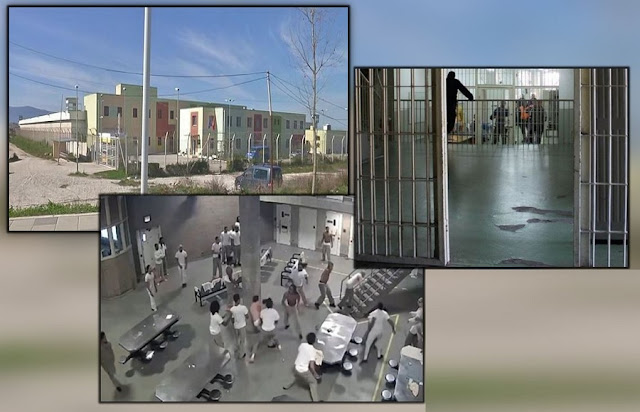 Clashes in Vlora prison, a convict is injured, some guards beaten