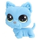 Littlest Pet Shop Series 3 Tubes Web MacWestie (#3-121) Pet
