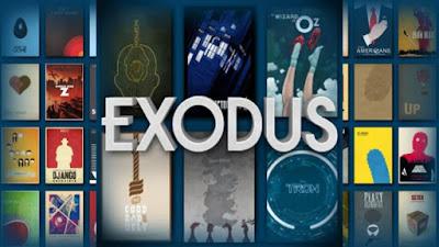 Enjoy the Exodus Kodi Addon on Kodi