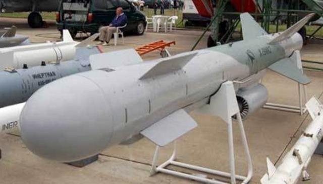 2. Kh-59ME, Rudal Anti Kapal Andalan Indonesia