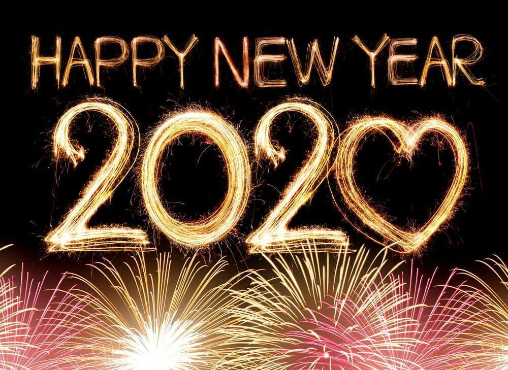 images for happy new year 2020