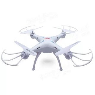 christmas gift idea for men - drone quadcopter camera wifi lazada