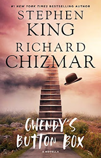 Gwendy's Button Box - Book Horror - Stephen King
