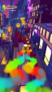 تحميل لعبة سابوي Subway Surfers مهكرة اخر اصدار 2021