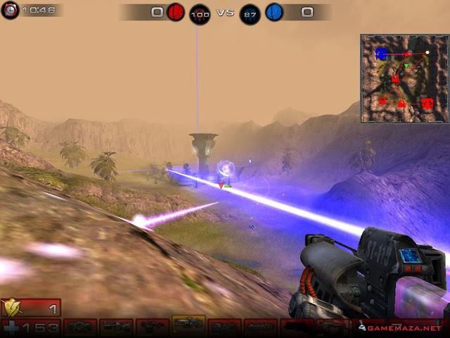 Unreal Tournament 2004 Gameplay Screenshot 3