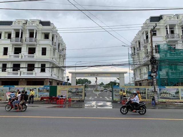 Bình Dương: Thanh tra kết luận các dự án liên quan đến bà Phạm Thị Hường
