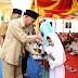 Bupati Asahan Menghadiri Pengajian Akbar di Masjid Al Amin