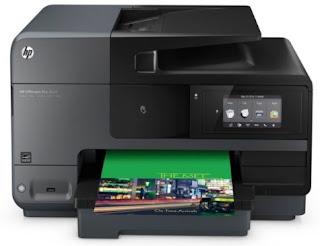 HP Officejet Pro 8620 Review - Multifunktionsdrucker mit der Geschwindigkeit, die für schnelle Druckgeschwindigkeiten von bis zu 21 Seiten pro Minute (Farbe) und 16,5