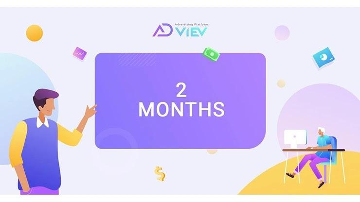 Adviev платит уже 2 месяца