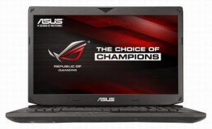 ASUS ROG G750JS DS71 17,3-inch Gaming Laptop