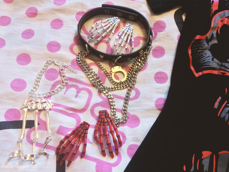 rokku gyaru accessories