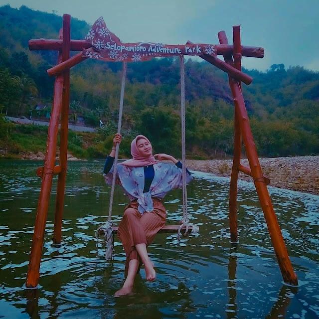 Spot Foto Di Selopamioro Adventure Park