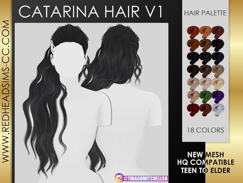 CATARINA HAIR
