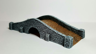 10mm Stone Bridge by Battlescale Wargame Buildings picture 4
