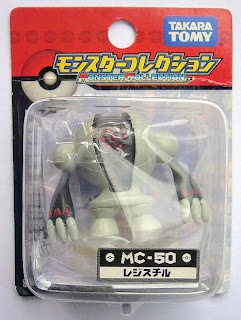 Registeel figure Takara Tomy Monster Collection MC series