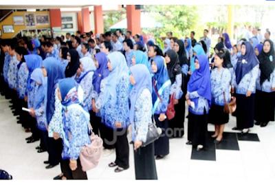 Pemerintah Tak Buka Seleksi Formasi Guru CPNS Mulai 2021, Didi: Sudah Tidak Pentingkah Guru di Republik Ini?