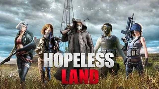 تحميل لعبة hopeless land مهكرة