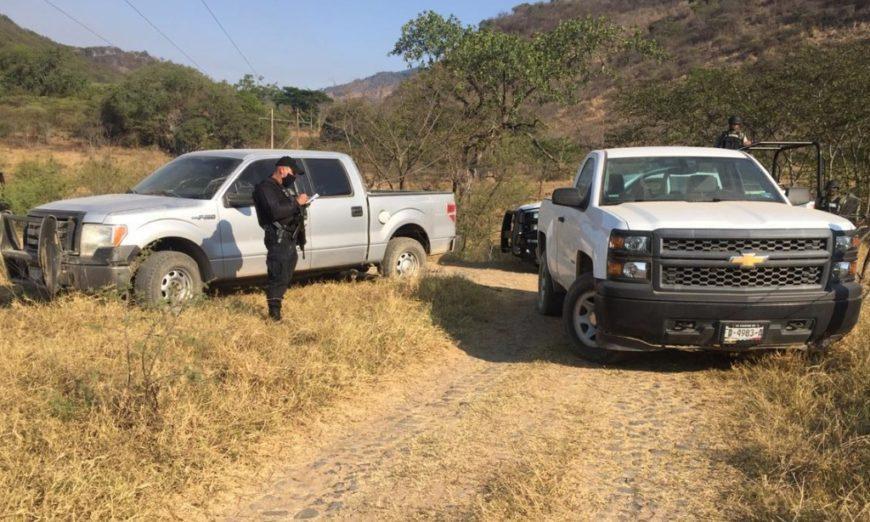 Entregan a familiares los cadáveres de 7 policías que escoltaron a empresarios de Jalisco y fueron levantados y ejecutados por un comando armado