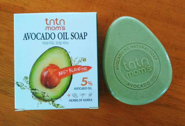 tntnmom's Avocado Oil Soap