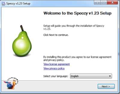 Langkah 1 - Cara Melihat Hardware Komputer Spesifikasi Lengkap Dengan Speccy