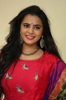 Manasa in Pink Salwar At Fashion Designer Son of Ladies Tailor Press Meet Pics ~  Exclusive 06.JPG