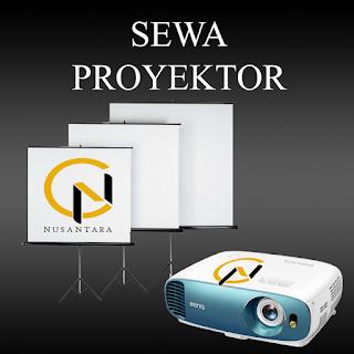 Sewa proyektor multimedia