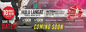 Hulu Langat Trail Run 2019 - 10 March 2019