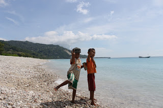 tempat wisata timor pantai kolbano