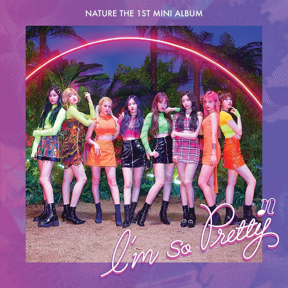 NATURE – The 1st Mini Album [I'm So Pretty] (FLAC + ITUNES MATCH AAC M4A)