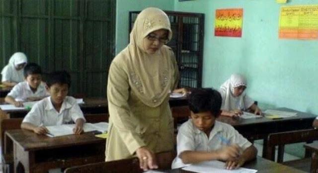 Kasus Guru Vs Orang Tua Murid, Disdik Subang Kemana?